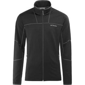 Columbia Walnut Hills Full-Zip Fleece Jacket Herren black